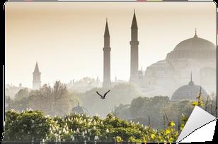 Fotomural Lavable Sultanahmet Camii / Blue Mosque, Istanbul, Turkey