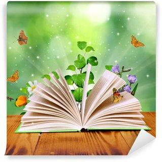 Fotomural Estándar Libro magia