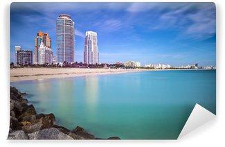 Fotomural Estándar Miami, Florida, en South Beach