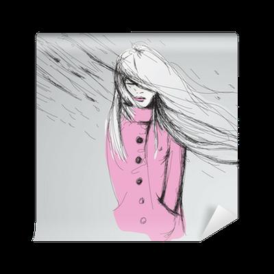 Resultado de imagen de mujer de lluvia