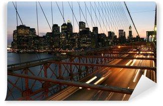 Fotomural Estándar New York - Brooklyn Bridge
