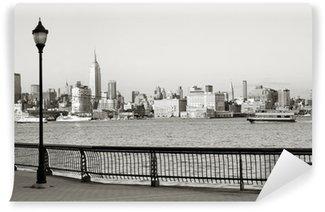 Fotomural Estándar New York City el centro de Hoboken costa