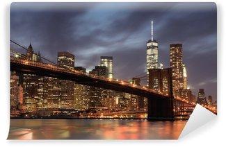 Fotomural Estándar New york manhattan