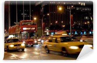 Fotomural Estándar New York Taxi