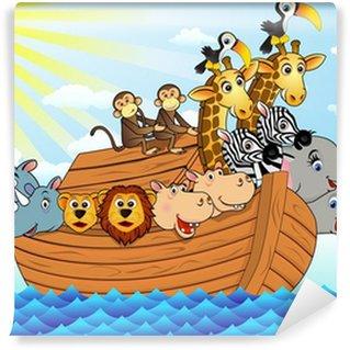 Fotomural Estándar Noé arca