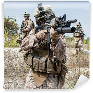 Fotomural Estándar Operación militar