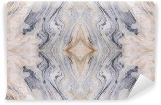 Fotomural Estándar Resumen de mármol patrón de suelo de superficie de textura de fondo