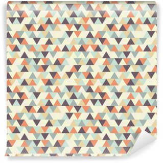 Fotomural Estándar Seamless patrón geométrico