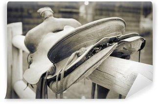 Fotomural Estándar Silla de montar