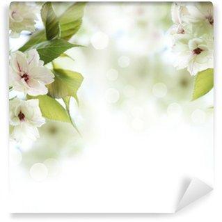 Fotomural Estándar Spring cherry blossom