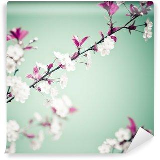 Fotomural Estándar Spring Floral Background.