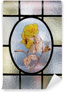 Fotomural Estándar Stained glass window