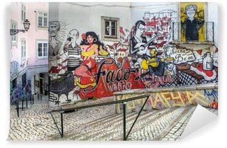 Fotomural Estándar Street Art - Lisboa