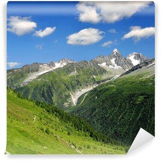 Fotomural Estándar Vista del Savoy Alps-Europe