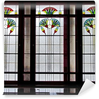 Fotomural Estándar Window Art Deco