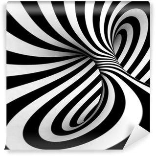 Vinyl-Fototapete 3d abstrakt