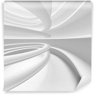 Vinyl-Fototapete 3d Modern Interior Hintergrund