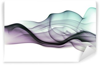Vinyl-Fototapete Abstract smoke