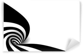 Vinyl-Fototapete Abstract spiral