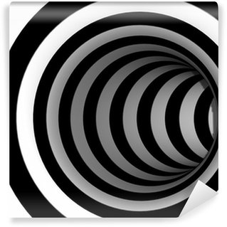 Vinyl-Fototapete Abstrakte 3D-Wirbel