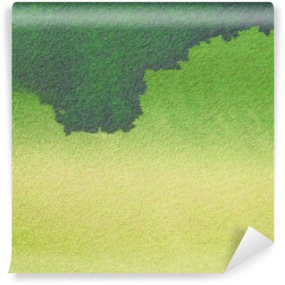 Vinyl-Fototapete Abstrakte Aquarell Hintergrund Design