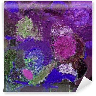 Vinyl-Fototapete Abstrakte Zeichen