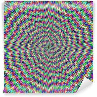 Vinyl-Fototapete Augen Boggling
