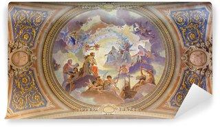 Vinyl-Fototapete Bologna - Deckengemälde in der barocken Kirche St. Maria Magdalena