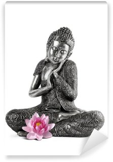 Vinyl Fototapete Bouddha a Serenite