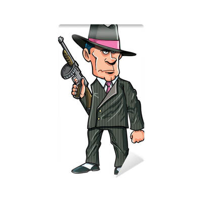 1920s Gangster Clipart - Clipart Suggest