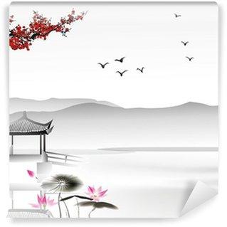 Vinyl-Fototapete Chinesische Malerei