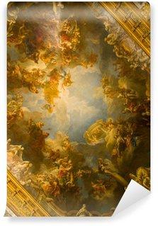 Vinyl-Fototapete Deckengemälde von Schloss Versailles