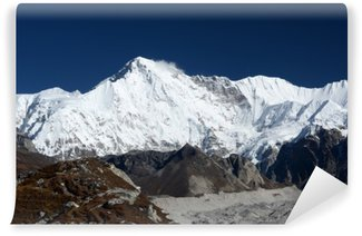 Vinyl-Fototapete Der Himalaya im Winter