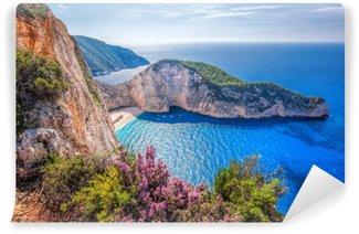 Vinyl-Fototapete Die griechische Insel Zakynthos