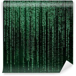 Vinyl-Fototapete Digitalen abstrakten Hintergrund