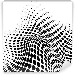 Vinyl-Fototapete Dots