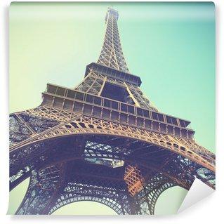 Vinyl-Fototapete Eiffelturm
