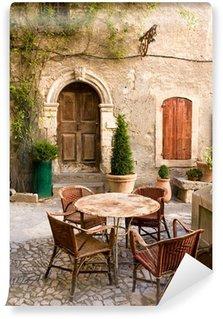 Vinyl-Fototapete Forcalquier Provence Frankreich