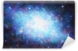 Vinyl-Fototapete Galaxie