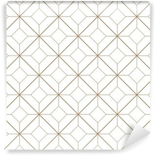 Vinyl-Fototapete Geometrisches Muster