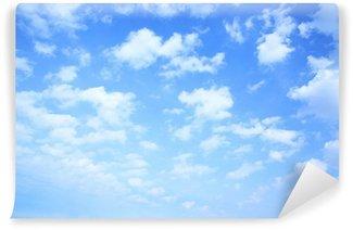 Vinyl-Fototapete Himmel und Wolken