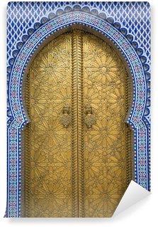 Vinyl-Fototapete Königspalast in Fes, Marokko