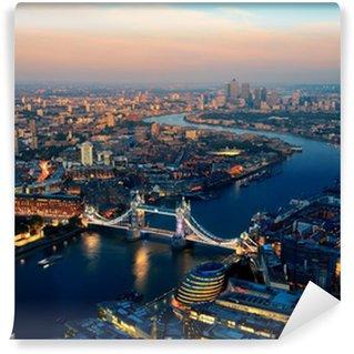 Vinyl-Fototapete London nacht