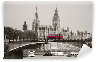 Vinyl-Fototapete Londoner