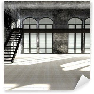 Vinyl Fototapete Modern Loft