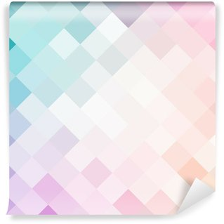 Vinyl-Fototapete Mosaic bunte Muster