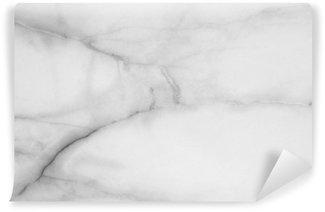 Vinyl-Fototapete Nahaufnahme Oberfläche Marmorboden Textur Hintergrund in Schwarz-Weiß-Ton