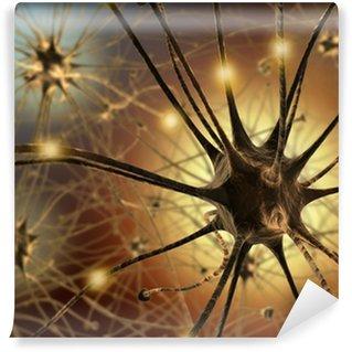 Vinyl-Fototapete Neurons
