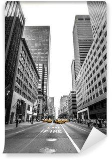 Vinyl Fototapete New York Avenue und