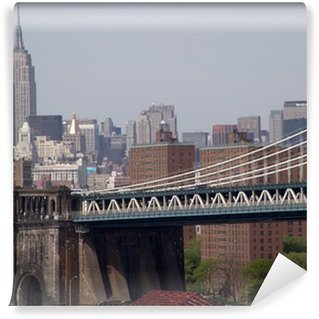Vinyl-Fototapete New York